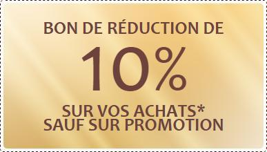 BON DE REDUCTION